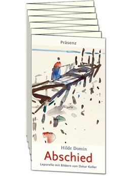 Abbildung von Domin | Abschied | 2018 | Leporello mit Bildern von Oska...