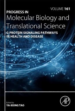 Abbildung von G Protein Signaling Pathways in Health and Disease   2019   161
