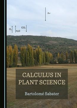 Abbildung von Sabater | Calculus in Plant Science | 1. Auflage | 2018 | beck-shop.de