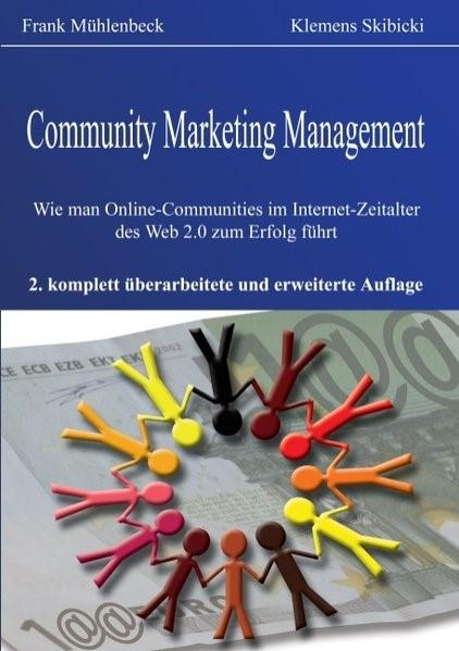 Community Marketing Management | Mühlenbeck / Skibicki | 2. Aufl., 2008 | Buch (Cover)