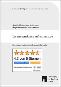 Abbildung von Mehling / Kellermann | Leserrezensionen auf amazon.de | 2018 | Eine teilautomatisierte inhalt...