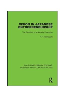 Abbildung von Shimazaki | Vision in Japanese Entrepreneurship | 1. Auflage | 2018 | 35 | beck-shop.de