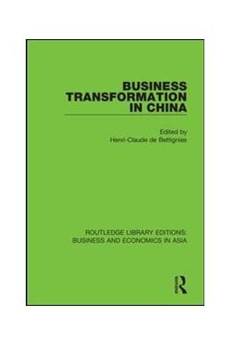 Abbildung von De Bettignies | Business Transformation in China | 1. Auflage | 2018 | 5 | beck-shop.de