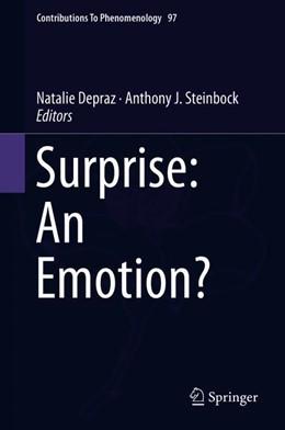 Abbildung von Depraz / Steinbock   Surprise: An Emotion?   2019   97