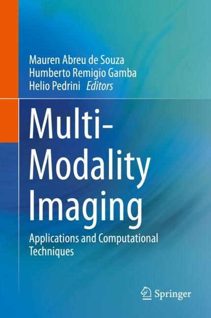 Abbildung von Abreu de Souza / Remigio Gamba / Pedrini | Multi-Modality Imaging | 1st ed. 2018 | 2018
