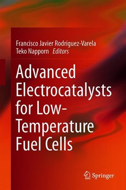 Abbildung von Rodríguez-Varela / Napporn | Advanced Electrocatalysts for Low-Temperature Fuel Cells | 1st ed. 2018 | 2018