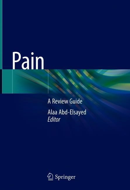 Pain | Abd-Elsayed | 1st ed. 2019, 2018 | Buch (Cover)