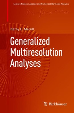 Abbildung von Merrill | Generalized Multiresolution Analyses | 1st ed. 2018 | 2018