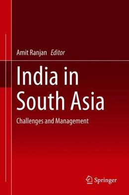 Abbildung von Ranjan   India in South Asia   1. Auflage   2019   beck-shop.de