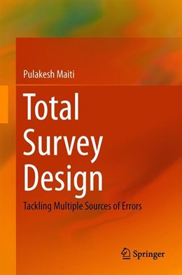Abbildung von Maiti | Total Survey Design | 1st ed. 2021 | 2021 | Tackling Multiple Sources of E...