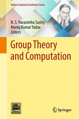 Abbildung von Sastry / Yadav | Group Theory and Computations | 1st ed. 2018 | 2018