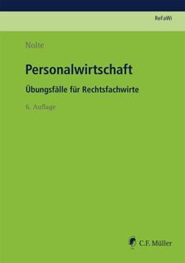 Abbildung von Nolte   Personalwirtschaft   6. Auflage   2018   beck-shop.de