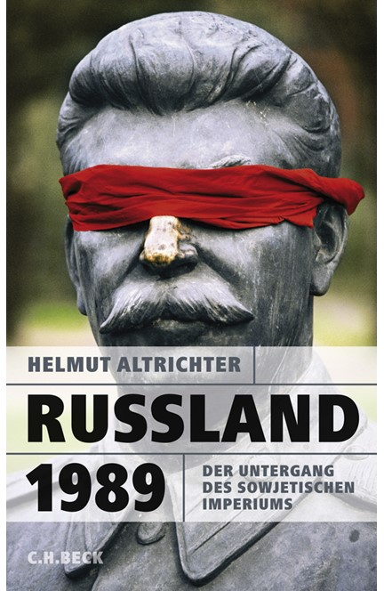 Cover: Helmut Altrichter, Russland 1989