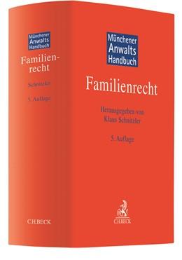 Abbildung von Münchener Anwaltshandbuch Familienrecht | 5., überarbeitete und erweiterte Auflage | 2020