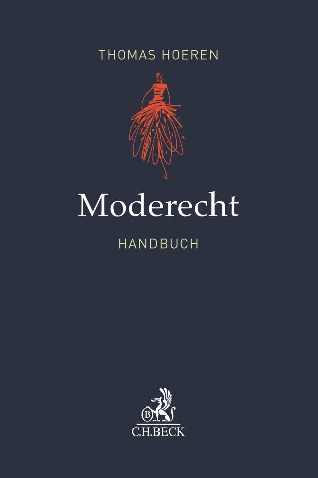 Moderecht | Hoeren, 2019 | Buch (Cover)