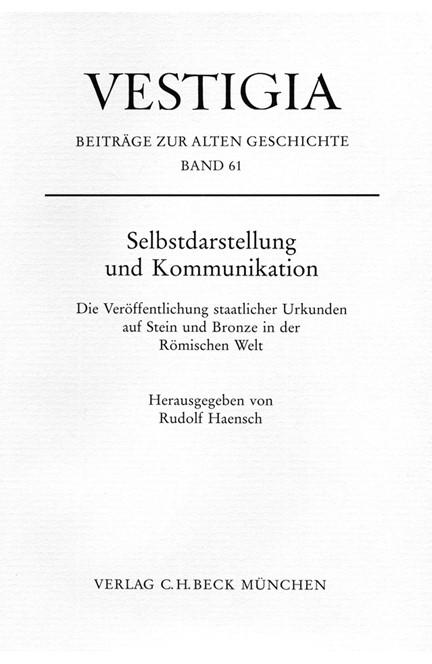 Cover: , Selbstdarstellung und Kommunikation