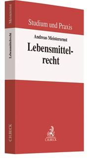 Lebensmittelrecht | Meisterernst, 2018 | Buch (Cover)