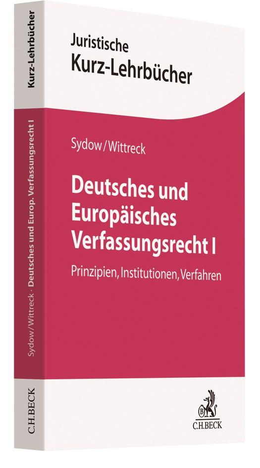 Deutsches und Europäisches Verfassungsrecht I | Sydow / Wittreck, 2018 | Buch (Cover)