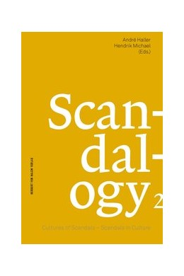 Abbildung von Dr. Haller / Michael | Scandalogy 2 | 1. Auflage | 2019 | Cultures of Scandals – Scandal...