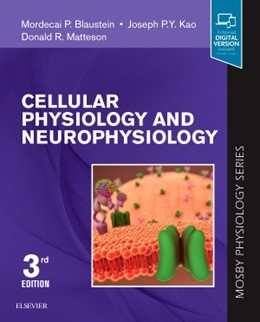 Abbildung von Blaustein / Kao / Matteson | Cellular Physiology and Neurophysiology | 2019