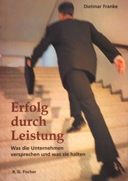 Abbildung von Franke   Erfolg durch Leistung   2003   Was die Unternehmen verspreche...