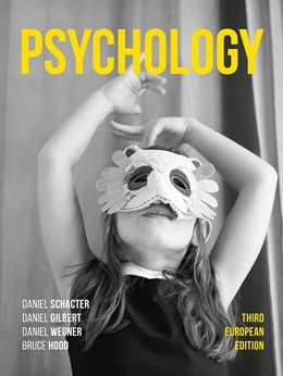 Abbildung von Schacter / Gilbert / Wegner | Psychology | 3rd ed. 2020 | 2019 | Third European Edition