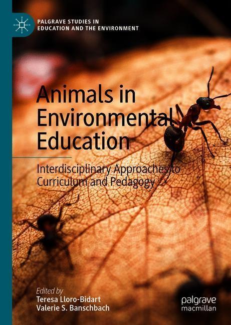 Animals in Environmental Education | Lloro-Bidart / Banschbach | 1st ed. 2019, 2018 | Buch (Cover)