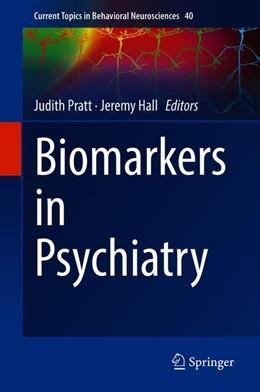Abbildung von Pratt / Hall | Biomarkers in Psychiatry | 1. Auflage | 2019 | 40 | beck-shop.de