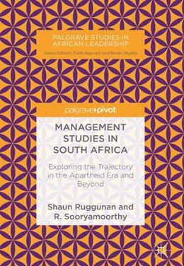 Abbildung von Ruggunan / Sooryamoorthy | Management Studies in South Africa | 1. Auflage | 2018 | beck-shop.de