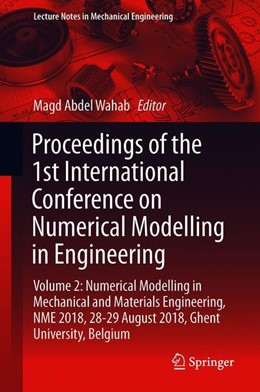 Abbildung von Abdel Wahab | Proceedings of the 1st International Conference on Numerical Modelling in Engineering | 1. Auflage | 2018 | beck-shop.de