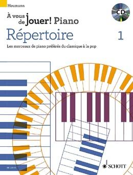 Abbildung von Heumann | Répertoire 1 | 1. Auflage | 2018 | beck-shop.de
