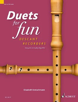 Abbildung von Kretschmann | Duets for fun: Descant Recorder | 2018