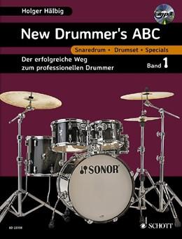 Abbildung von Hälbig | New Drummer's ABC | 2018 | Der erfolgreiche Weg zum profe...