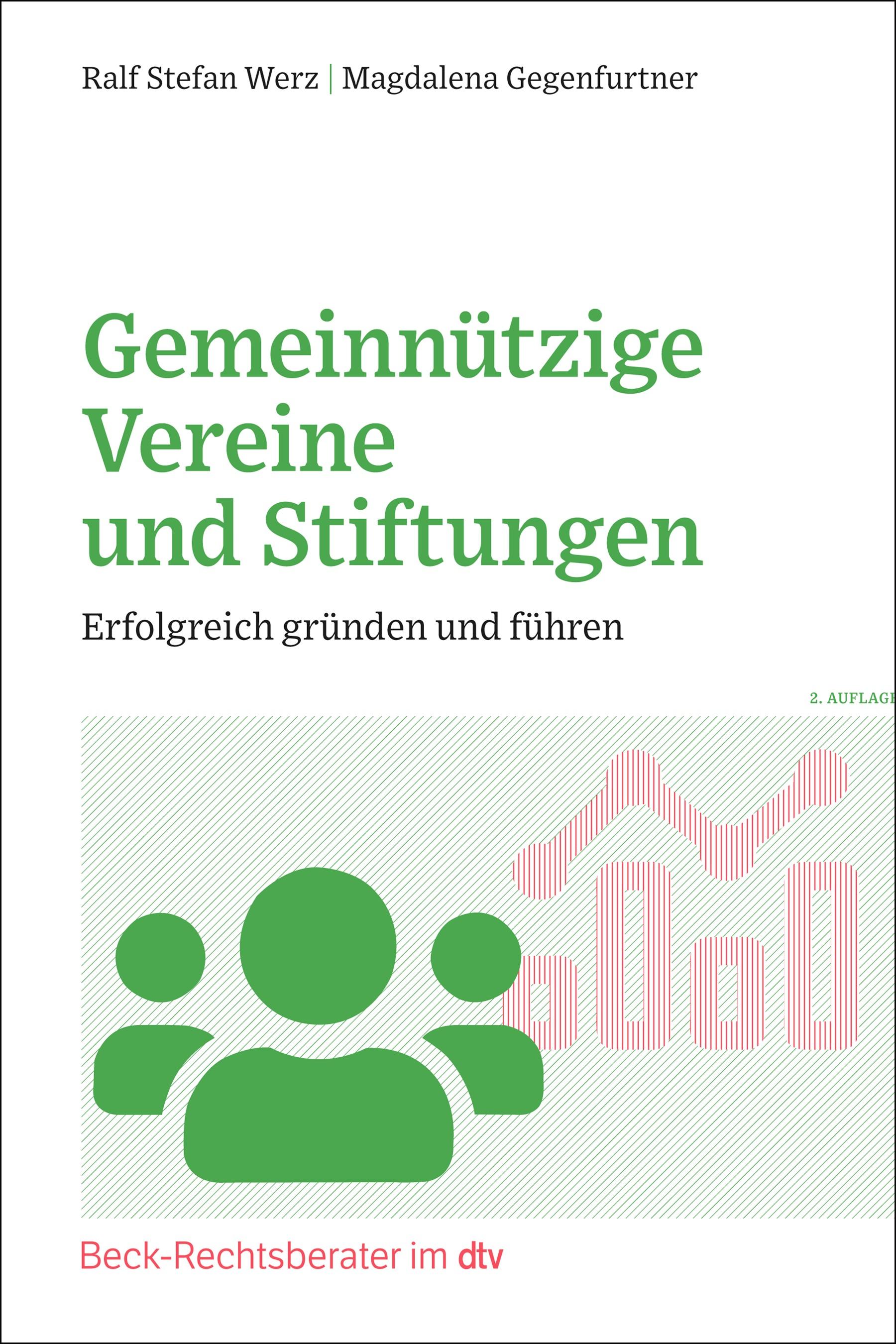Gemeinnützige Vereine und Stiftungen | Sommer / Werz | 2. Auflage, 2020 | Buch (Cover)