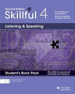 Abbildung von Pathare / Zemach | Skillful 2nd edition Level 4 - Listening and Speaking/ Student's Book with Student's Resource Center and Online Workbook | 1. Auflage | 2018 | beck-shop.de