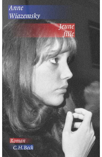 Cover: Anne Wiazemsky, Jeune fille