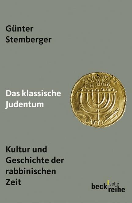 Cover: Günter Stemberger, Das klassische Judentum