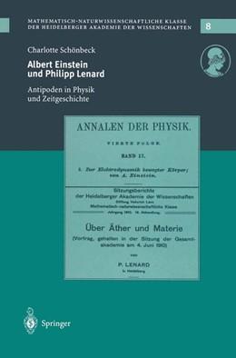 Abbildung von Schönbeck   Albert Einstein und Philipp Lenard   2000   Antipoden im Spannungsfeld von...   8