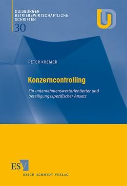Abbildung von Kremer | Konzerncontrolling | 2008 | Ein unternehmenswertorientiert...