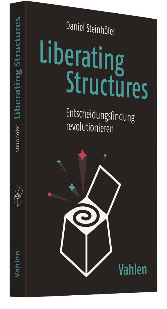 Liberating Structures | Knorr / Steinhöfer / Weinert, 2019 | Buch (Cover)