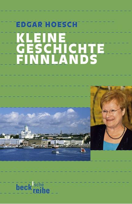 Cover: Edgar Hösch, Kleine Geschichte Finnlands