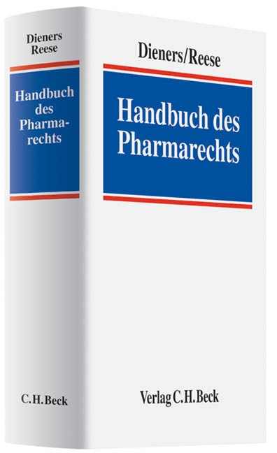Handbuch des Pharmarechts | Dieners / Reese, 2010 | Buch (Cover)