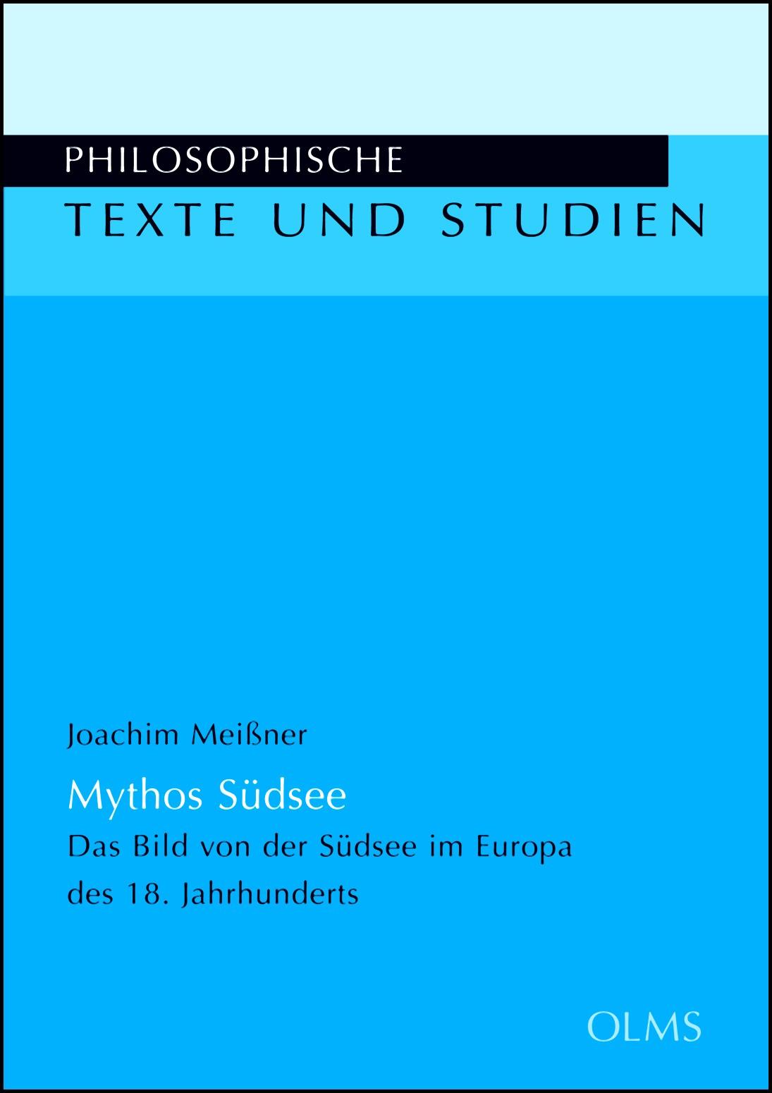 Abbildung von Meißner | Mythos Südsee | 2006