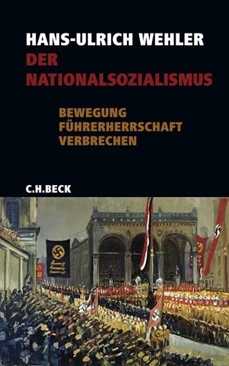 Cover: Hans-Ulrich Wehler, Der Nationalsozialismus