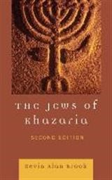 The Jews of Khazaria | Brook | Buch (Cover)
