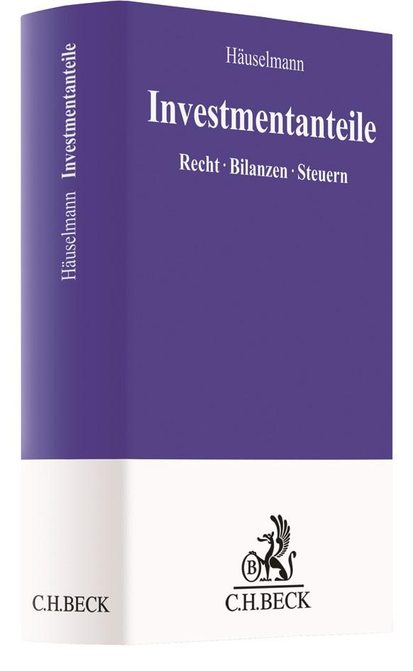 Investmentanteile   Häuselmann, 2019   Buch (Cover)