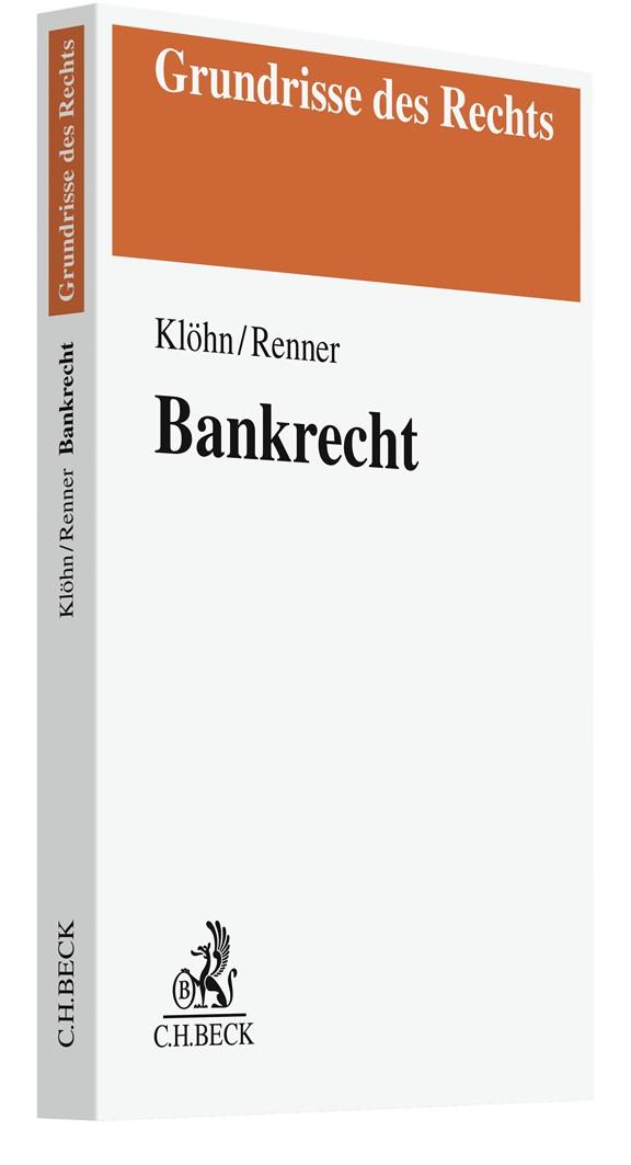 Bankrecht | Klöhn / Jungmann, 2019 | Buch (Cover)