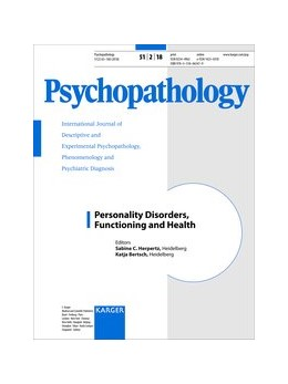 Abbildung von Herpertz / Bertsch | Personality Disorders, Functioning and Health | 2018 | Special Topic Issue: Psychopat...