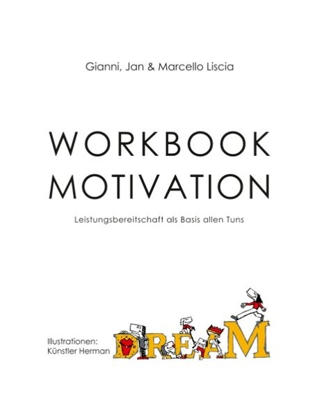Workbook Motivation | Liscia, 2018 | Buch (Cover)