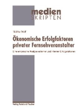 Abbildung von Wolf   Ökonomische Erfolgsfaktoren privater Fernsehveranstalter   2009   Eine empirische Analyse extern...   47